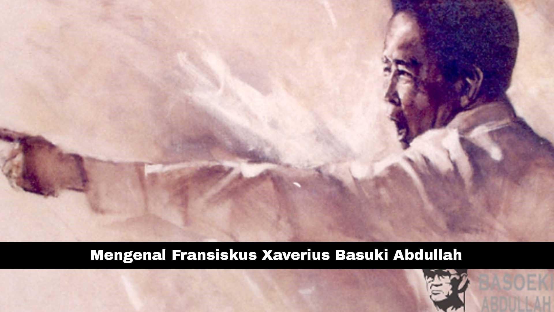 Fransiskus Xaverius Basuki Abdullah