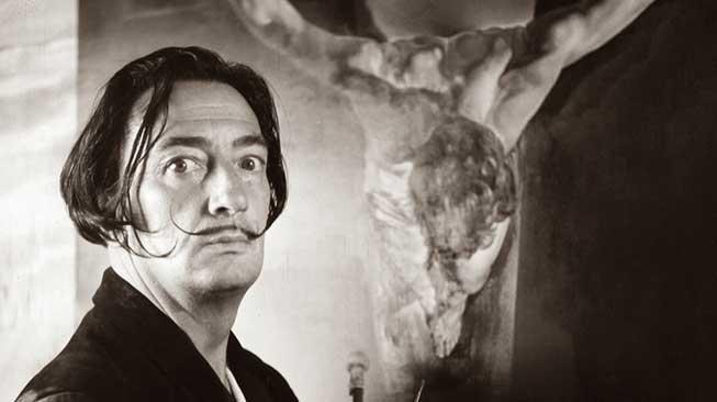 Salvador Dali, Seniman Asal Prancis Yang Terkenal