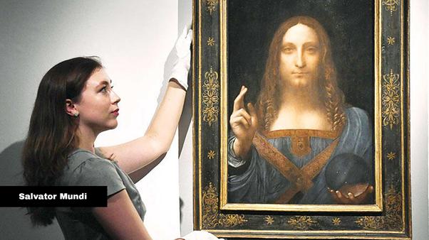 Beberapa Lukisan International Dengan Harga Fantastis!