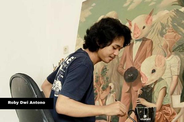 Beberapa Seniman Muda Indonesia Yang Sudah Mendunia.