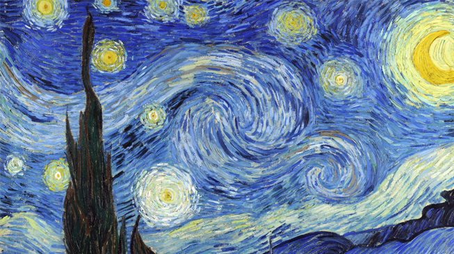 Lukisan Van Gogh yang Paling Menggemparkan Dunia