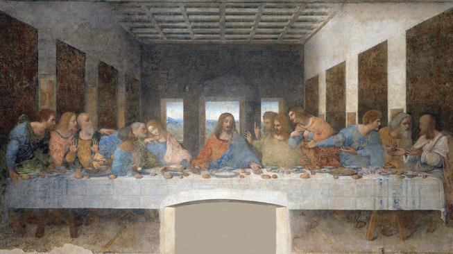 Last Supper (Pejamuan Terakhir)