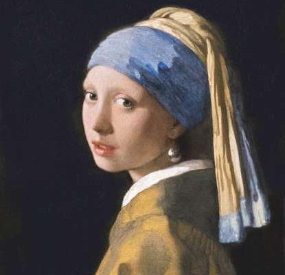 Gadis dengan anting mutiara